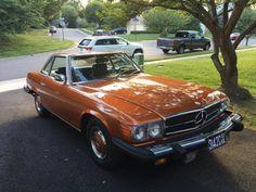 1975 Mercedes Benz 450SL (VA) - $6,995   Please call Steve @ 703-901-8926 to see this Mercedes.