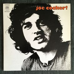 Cocker, Joe - Joe Cocker (Used LP)