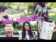Letné inšpirácie! Essentials, DIY, Outfity.. (collab s Hell) - YouTube Essentials, Youtube, Diy, Bricolage, Do It Yourself, Youtubers, Homemade, Diys, Youtube Movies