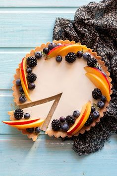 Tart Recipes, Dessert Recipes, Cooking Recipes, Delicious Desserts, Yummy Food, Dessert Decoration, Sweet Tarts, Pretty Cakes, Cupcake Cakes