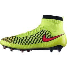 e7008eea2693 Nike Men s Magista Obra FG Soccer Cleat - Volt Red