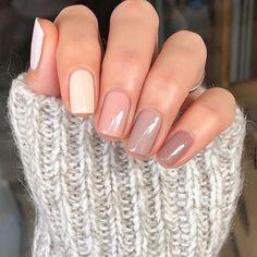 Stylish Nails, Trendy Nails, Cute Nails, Nail Art Designs, Graduation Nails, Long Gel Nails, Nagellack Design, Square Nails, Winter Nails