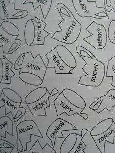 Školní hrátky: 1.-3.ročník Montessori, Literacy, Language, Activities, Teaching, Writing, Education, School, Image