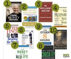 Whether you are looking for a great present or just want to learn more about taking control of your finances, these are the top ten personal finance books.