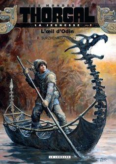 Thorgal (Les mondes de) - La Jeunesse de Thorgal 2. L'oeil d'Odin