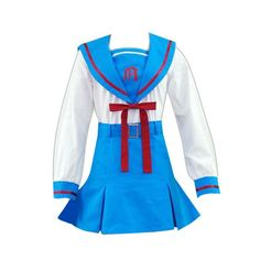 Haruhi Suzumiya Cosplay Costume - Senior High Winter X-Large -- Find out more about the great product at the image link.
