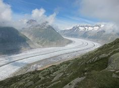 Aletsch Glacier, Switzerland Credit: Stephanie Pappas The largest and longest glacier in Europe snakes among mountain peaks like a river frozen in time. Glaciers form when layers of snow build upon one another…Read More »