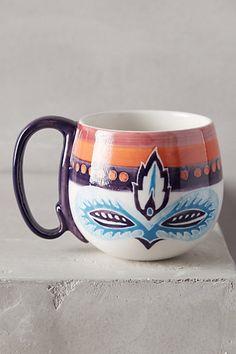 Orchid Pavilion Mug - anthropologie.com - set of 4