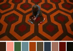 The Shining Stanley Kubrick) / Cinematography by John Alcott Famous Movie Scenes, Famous Movies, Iconic Movies, Popular Movies, Cult Movies, Moonrise Kingdom, Stanley Kubrick, The Shining, A Clockwork Orange