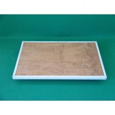 Wood and Insulated Bench for dogs