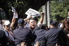 立院抗議以違集遊法法辦 牧師趙曉音獲不起訴 - https://kairos.news/71734