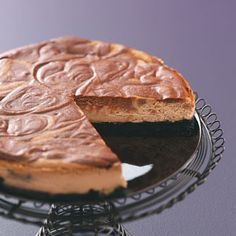 Makeover Semisweet Espresso Cheesecake -  my favorite things, semi-sweet chocolate, coffee and Cheesecake It don't get any better!!!