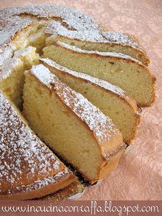 In Cucina con Raffa: Torta soffice al mascarpone