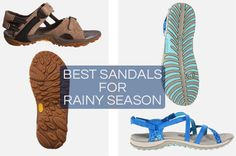 Best sandals for rainy season in Thailand? Merrell – no contest!