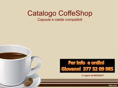 Catalogo Caffe' in capsule e cialde compatibili