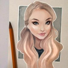 Realistic cartoon portrait illustration The ultra gorgeous and skilled , a fellow Dutch lady and overal inspirational person. I hope you like it ✨ Face studies are fun to do c: have a good day as well! Nikkie Tutorial, Realistic Cartoons, Animation Types, Face Study, Realistic Paintings, Portrait Illustration, Anime Artwork, People Art, Pablo Picasso