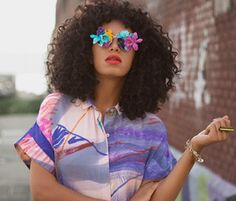 Periscope  2013 Features Solange Knowles in Mercura NYC POP Sunglasses Styling: Akari Endo-Gaut / Make-up: Munemi Imai (The Magnet Agency)/ Hair: Nikki Nelms / Sunglasses: Mercura / Videography: Ports Bishop and Saul Metnick / Image by : Rui Shimamoto