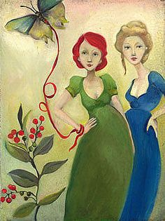 Sisters by Cassandra Barney