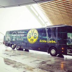 Adeus!  #fcpbvb #UEL #EuropaLeague #bvb #dortmund #borussiadortmund #fcp #fcporto #porto #bus #mannschaftsbus #teambus
