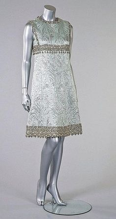 Dress Yves Saint Laurent, 1960s