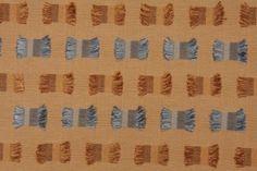ADF Fil Fifi Fringed Upholstery Fabric in Honey $9.95 per yard