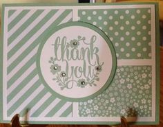 A Whole Lot of Lovely Hostess Stamp Set; Stampin' Up; Card Swap; www.jansstampingcreations.com