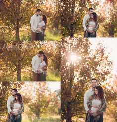 Sharing a few favorites from a beautiful maternity session I had the honor of shooting this Fall. Megan with Megan Hobbs Photographyis the beautiful mama accompanied by her handsome hubby, Jordan! These 2 made this session tons of fun and really were a dream. It was so precious to see how much…