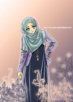 anime manga hijab art Hijab Drawing, Manga Drawing, Hijabi Girl, Girl Hijab, Muslim Girls, Muslim Women, Anime Manga, Anime Art, Girly M