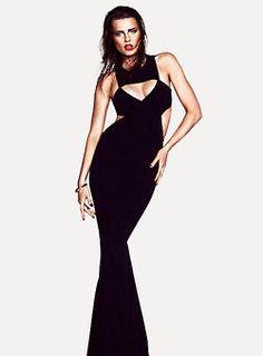 mandyrl:  Elena Melnik by Andrew Yee for S Moda Spring Fashion