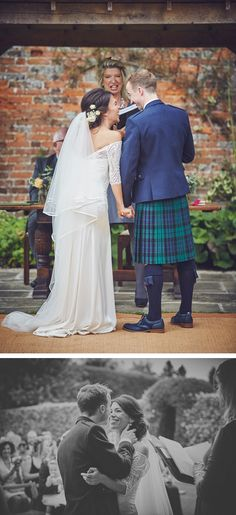 Some of our favourite photos from Emma and Ross's laughter-filled wedding day at the stunning Kingston Estate in Devon by team of two documentary wedding photographers Nova Emma Ross, Wedding Ceremony, Wedding Day, Bridesmaid Dresses, Wedding Dresses, Kingston, Nova, Groom, Wedding Photography