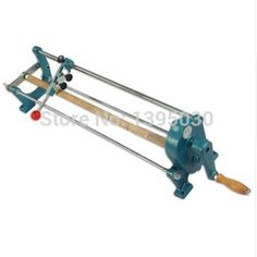 """185.18$  Watch now - http://ail7t.worlditems.win/all/product.php?id=32704366223 - """"Free Shipping By DHL Manual Gold 26"""""""" Gilded Foil Paper PU Vinyl Cutter Slitter Hot Stamping Roll Hand Cutting Machine Tool"""""""