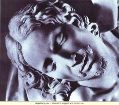 Michelangelo Pieta Jesus