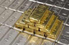 Gold & Silver Ingots