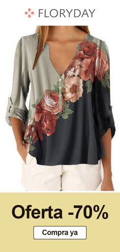 tunics for women style Blouse Vintage, Vintage Tops, White Crop Top Tank, Summer Tank Tops, Summer Blouses, Vintage Colors, Types Of Sleeves, Blouse Designs, Casual Looks