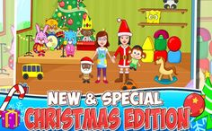 Free Amazon Android App of the day for 12/17/2015 only! Normally $2.99 but for today it is FREE!! My Town : Daycare Product Features 12 characters including 6 cute babies, 2 daycare teachers, mom, dad, sister and brother. 6 different locations to discover and play in from Jail rooms to a helicopter pad. Over 900! different sounds and items Four seasons! summer, winter, autumn and spring + matching clothing for all! The best Hamster cage for you to grow and decorate! No Ads or In App…