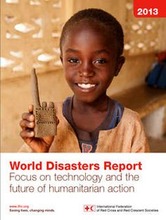 IFRC World Disasters Report 2013 features UNESCO's World Map project | United Nations Educational, Scientific and Cultural Organization