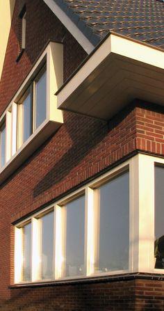 #nieuwbouw #woning #klassiek Architectenburo AVEM Architecten 072-760.0000 www.AVEM.nl