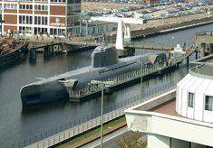 """Type XXI submarine, Also known as the """"Elektroboote"""""""
