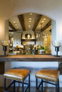 Cashiers, NC - traditional - kitchen - atlanta - by The Berry Group