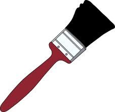 paintbrush cartoon image - Google Search