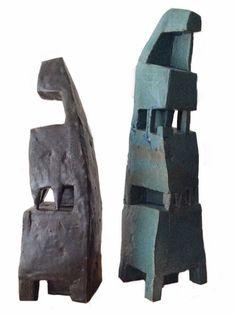 Wieża ciśnień rzuca cień w Mika-Cera na DaWanda.com