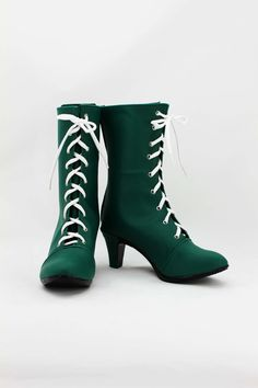 These Sailor Jupiter boots | 17 Pairs Of Geeky Heels Every Fangirl Should Own