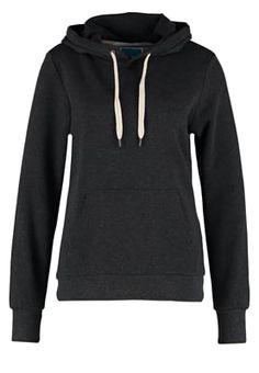 Sweatshirts - dark grey melange