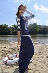 Šaty - coccomo navy komplet - 4232675_