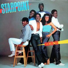 Funk-Disco-Soul-Groove-Rap: Starpoint-Wanting_You