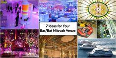 7 Ideas for Your Bar & Bat Mitzvah Venues | Party Places - mazelmoments.com