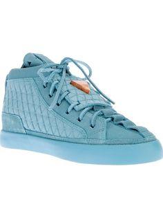 PATRICK MOHR X K1X Mk3 Suede Lace Up Sneaker