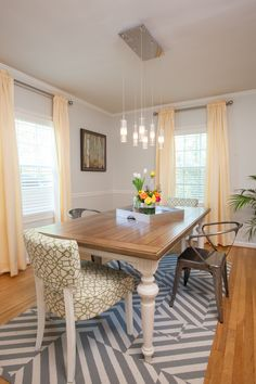 Sunita & David's DINING ROOM REVEAL | Buying & Selling
