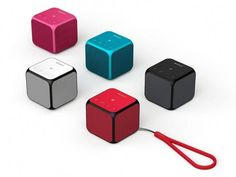 Pump up the volume with these colorful Sony SRS-X11 and SRS-X55 Portable Bluetooth Speakers