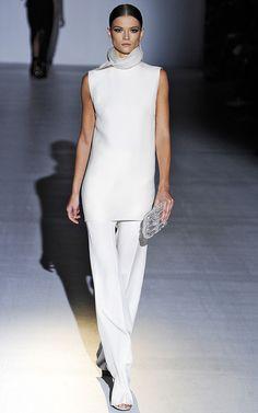 Apresentação de verão 2013 da Gucci  durante a Semana de Moda de Milão.